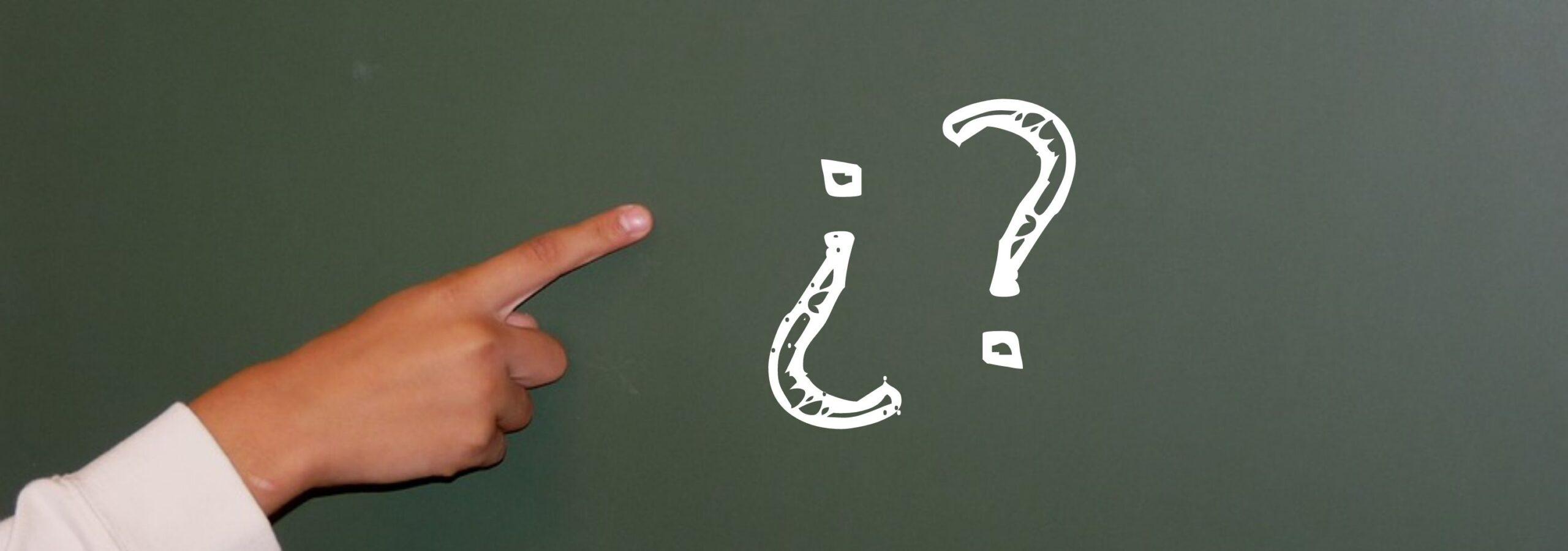 faq preguntas frecuentes colegio